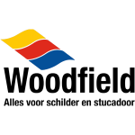 Logo van Woodfield, partner van Glas- & Schilder Marc Hellegers